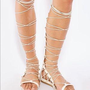 6231e5fc0037 Women s Aldo Gladiator Sandals on Poshmark